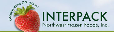Interpack Northwest Frozen Foods supplies frozen fruit, puree and juice concentrates
